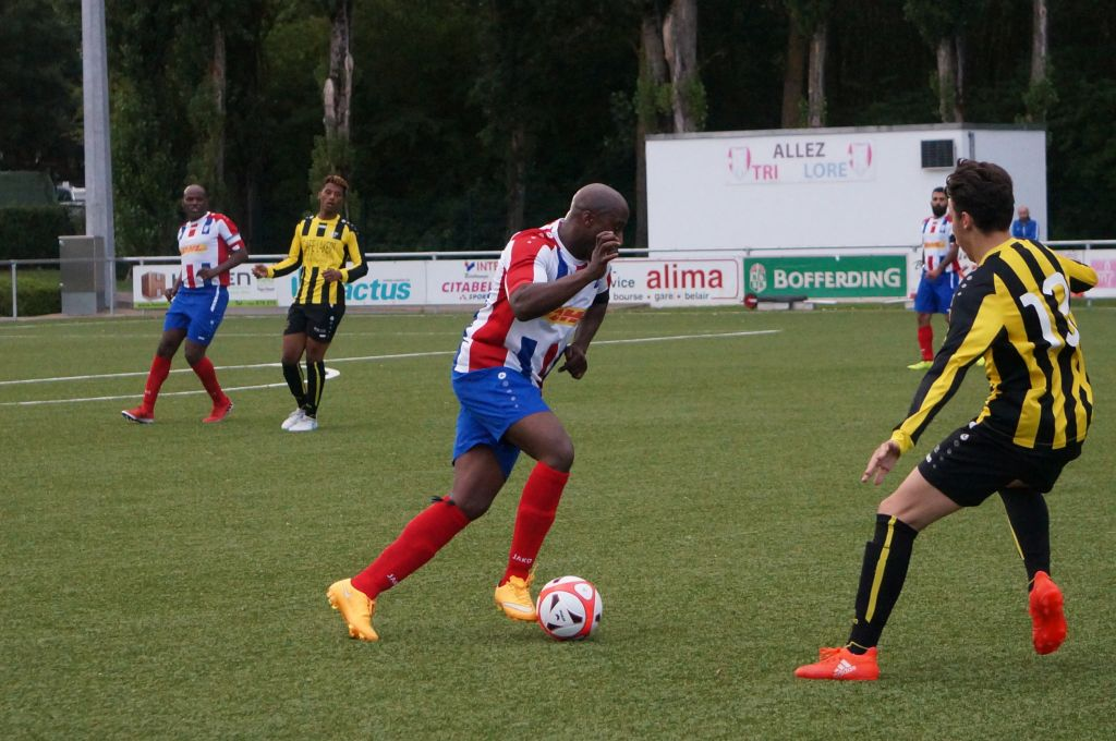 Tricolore - Red Black Egalité 0-2 Match éliminatoire Coupe Louis Braun 08.08.2017 28.JPG