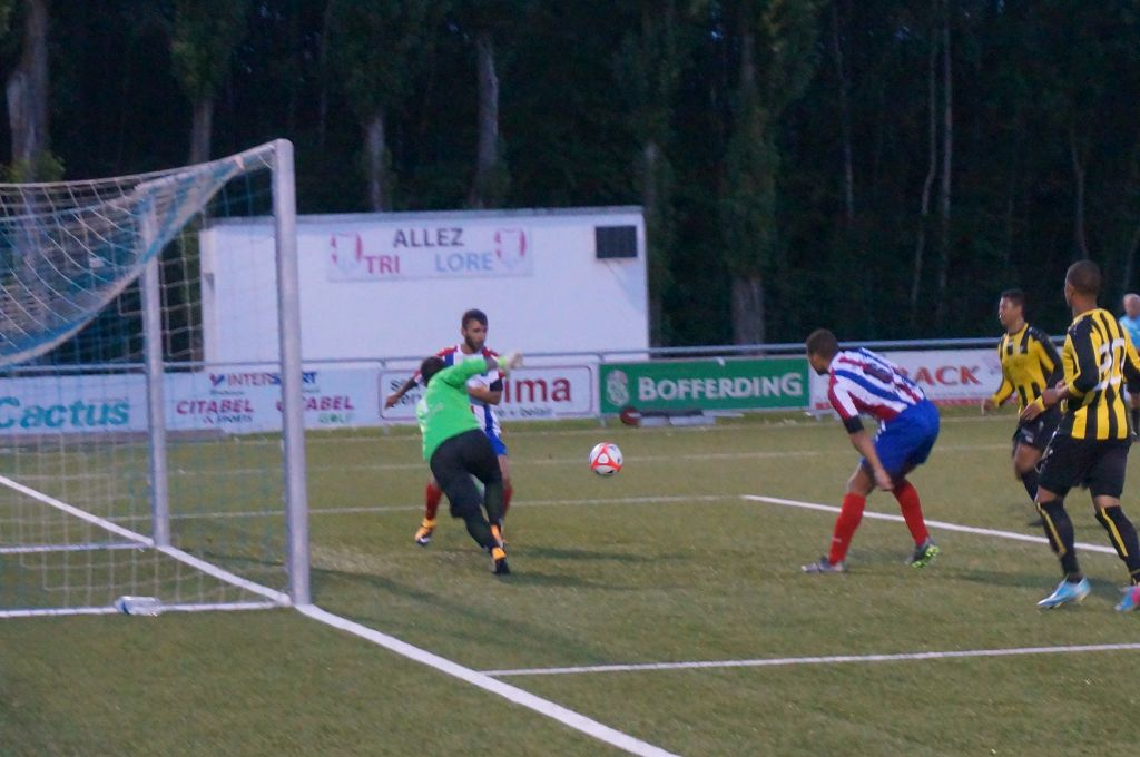 Tricolore - Red Black Egalité 0-2 Match éliminatoire Coupe Louis Braun 08.08.2017 65.JPG